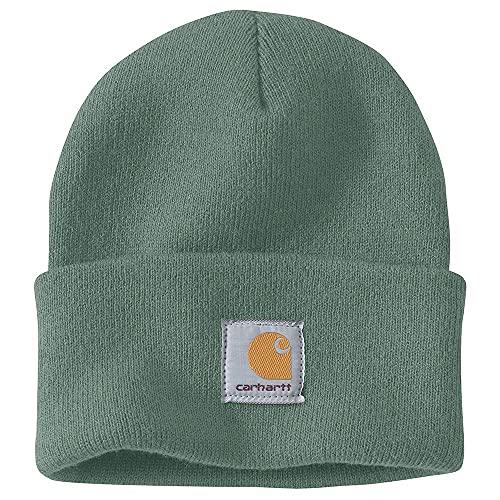 Carhartt Men's Acrylic Watch Hat A18, Leaf Green, OFA