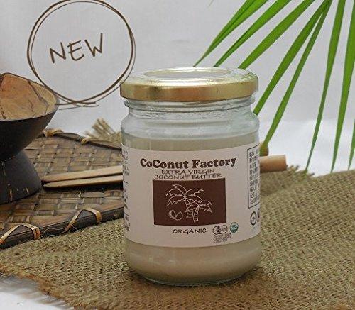 ココナッツファクトリーオーガニックエキストラバージンココナッツバター200g