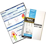 Progress & H&P + 4 Day SOAP Notebook - Progress Note + Medical History and Physical notebook, 50...