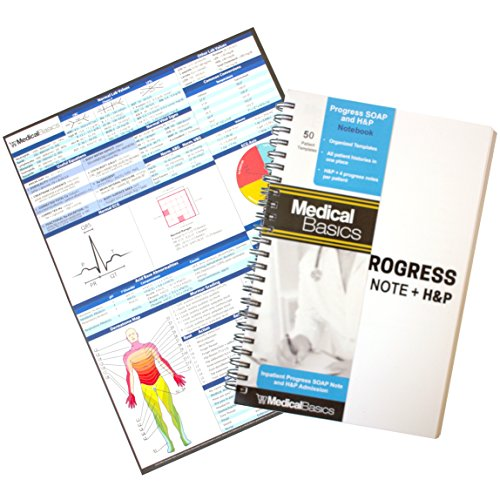 Progress & H&P + 4 Day SOAP Notebook - Progress Note + Medical History and...