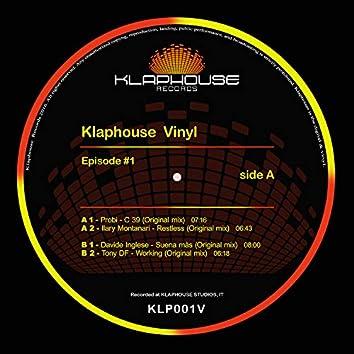 Klaphouse Vinyl Episode # 01