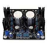 YJ LT1083CPリニア電源デュアル出力入力AC 0-34V出力DC 0-48V