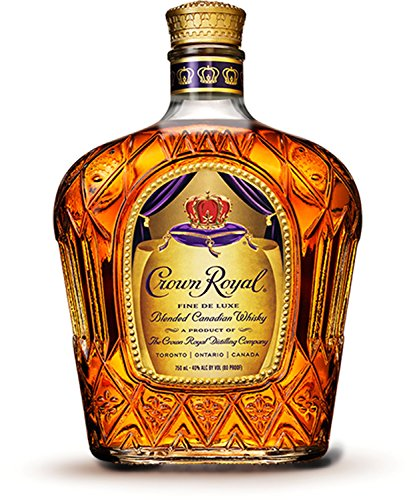 Whisky Crown Royal Blended Canadian Whisky 40% 1 lt.