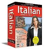 Instant Immersion Italian: Levels 1, 2 & 3: Family Edition (Italian Edition)