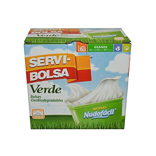bolsa ecologica para basura fabricante Servi-Bolsa