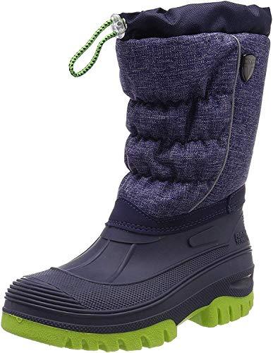 CMP Unisex-Erwachsene Hanki Bootsportschuhe, Blau (Nautic Mel. N946), 34 EU
