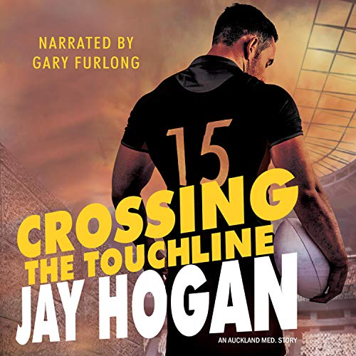 Crossing the Touchline Audiobook By Jay Hogan cover art