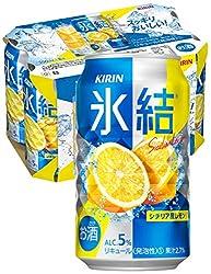 キリン 氷結 シチリア産レモン [ チューハイ 350ml×6本 ]