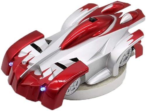 LIUQIAN Fernbedienung Auto Geschenk Junge Klettern Wand Fernbedienung elektrische Klettern Drift rotes Auto Kinderspielzeug 5,9  3.1  2.0 in