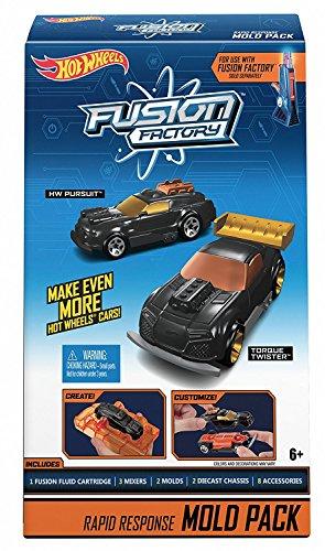 Hot Wheels Car Maker 2.0 Mold Pack, 1