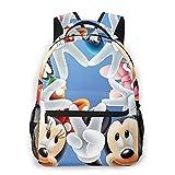 ディズニー ミッキーマウス リュック バック ビジネスリュック 大容量 バックパック キッズ バッグ 旅行 入学 かわいい 男女兼用 遠足 お祝い プレゼント