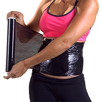 3 Osmotic Plastic Body Wrap Paper Cellulite Waist Burning Fat Speed Up Process 60m