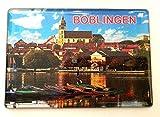 Böblingen Souvenir-Kühlschrankmagnet Fridge Magnet 280321