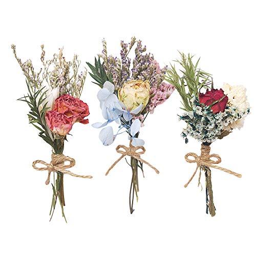 Flores Secas Hortensias Naturales flores secas  Marca UFLF