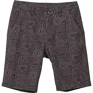KAVU(カブー) ボトムス サイズ:34 ハーフパンツ・ショーツ KAVU Men's Good Lookn Short Backyard G メンズ [並行輸入品]