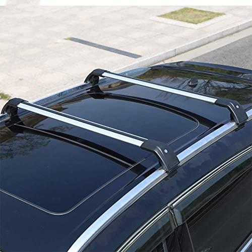 VDP Dachbox wei/ß MAA 460W Auto Dachkoffer 460 Liter abschlie/ßbar Alu-Relingtr/äger Dachgep/äcktr/äger aufliegende Reling im Set kompatibel mit Mercedes C S205 Kombi ab 14