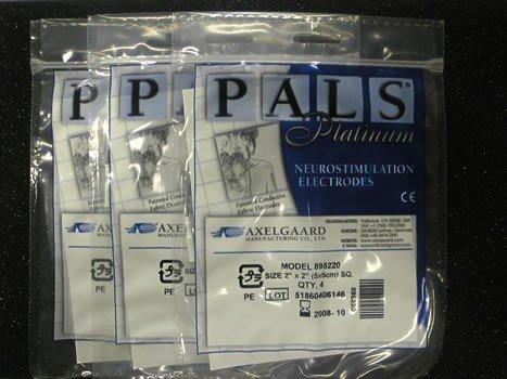 パーフェクト4000 / パーフェクト4500 / パーフェクト4500HOT 用 粘着パッド3組12枚入 ヒロセ電機 干渉波EMS [製造元 : アクセルガード]