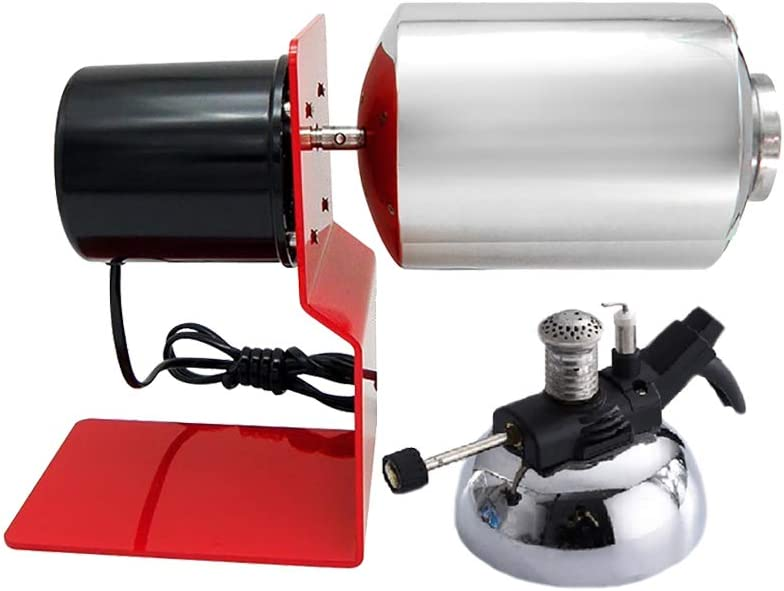 Electric Coffee Bean Roaster Machine for Home Use Large-capacity 750g//1.65lbs Household Grains Beans Peanuts Nuts Coffee Beans Baking Machine UPDATE 110V