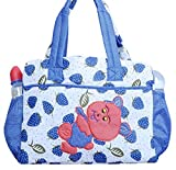 Good Luck-New Born Baby Multipurpose Mother Bag With Holder Diapper Changing Multi Compartment