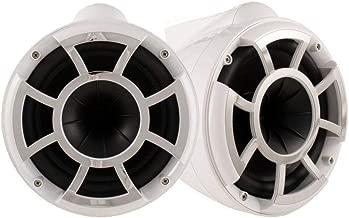 Wet Sounds REV 10 X Mount Tower Speakers - White (Pair) (Renewed)
