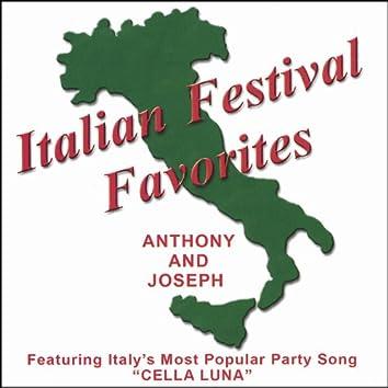 Italian Festival Favorites