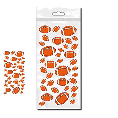 style4Bike American Football Sticker sportliche American Football als Sticker Set für Fahrrad ✓ Top Aufkleber ✓ | D00071