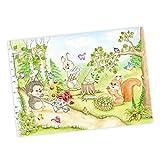 nikima Schönes für Kinder 065 fleißige Waldtiere