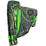 PANASIAM Aladin Pants, Maoi 03, Gruenton L