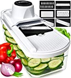 Best Mandoline Slicers - Mandoline Slicer Vegetable Slicer Mandoline - Potato Slicer Review