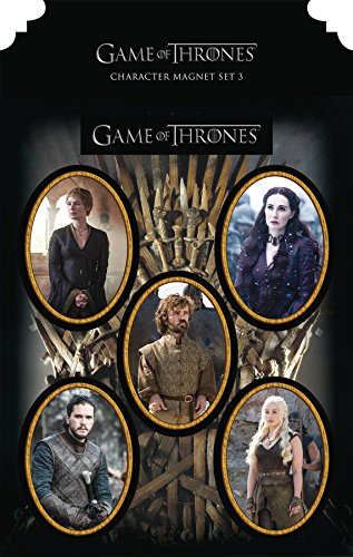 Dark Horse Deluxe Game of Thrones karakter magneet (3 set)