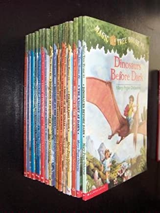 The Magic Tree House Book Set: Volumes 1-16