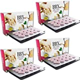 クリニックや医師が推奨するダイエットサプリBBX 公式パンフレット&説明書付き 4箱合計120錠 外箱付き