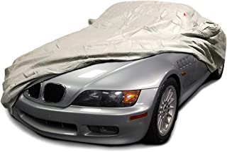 CarsCover Custom Fit 1996 1997 1998 1999 2000 2001 2002 BMW Z3 Roadster Car Cover Heavy Duty Weatherproof Ultrashield Covers