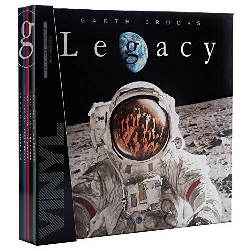 Garth Brooks Legacy Original Analog Numbered Series for 18.00