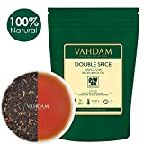 VAHDAM, Double Spice Masala Chai Tea (100 Cups), STRONG & SPICY, 100% Natural Ingredients |...