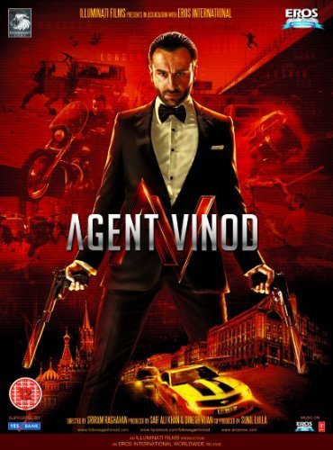Agent Vinod (Bollywood DVD With English Subtitles) by Gulshan Grover