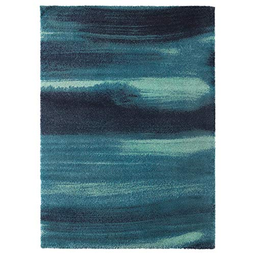 ZJX-F Chemiefaserteppich Plüsch Dickere, weich und bequem, schallabsorbierende Teppich, Haushaltsrechteckige Bodenmatte, Wohnzimmer Bodenmatte 170cm x 240cm (Size : 170cm×240cm)