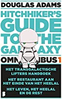 The hitchhiker's Guide to the Galaxy - omnibus 1