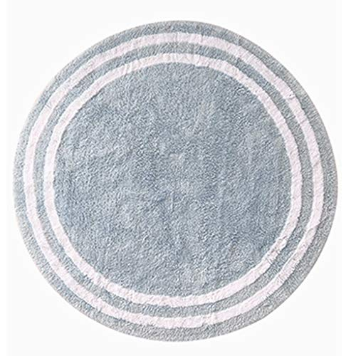 Best Deals! Bedroom Rugs Soft Fluffy Children Play Princess Room Decor Rug (Color : Gray, Size : 100...