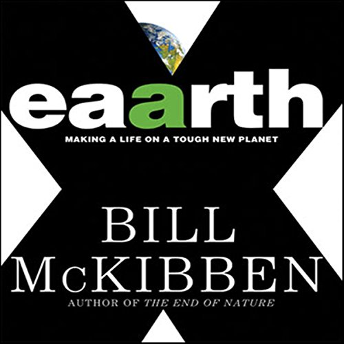 Eaarth audiobook cover art