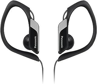 PANASONIC RP-HS34-K Sweat-Resistant Sports Earbuds (Black) Consumer Electronics