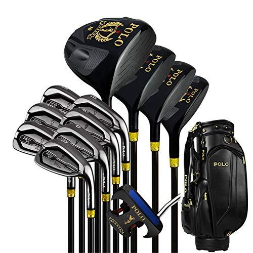CZXXH Golf Putter FÜR Aus Golfschläger Doppel Way Zwei Seiten Rechts Linkshänder Stahl Schaft
