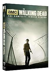 The Walking Dead Staffel 4 auf DVD als US Import