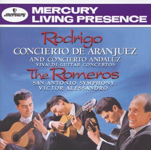 Los Romeros, San Antonio Symphony Orchestra & Victor Alessandro