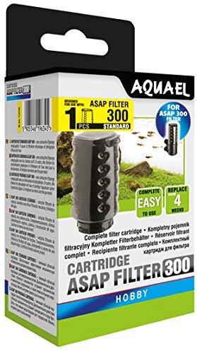 Aquael 5905546196345 Standard Kartusche Für Filter ASAP Für Aquarien 300