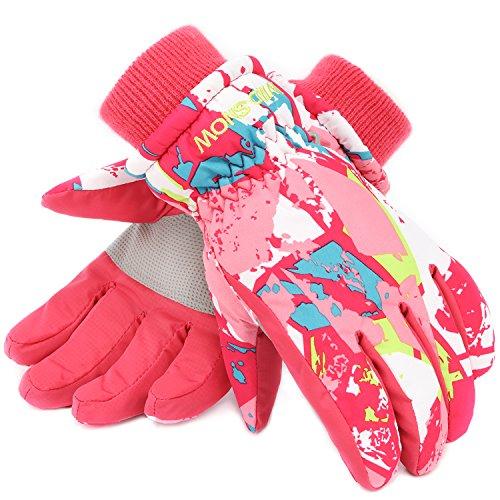 Girls' Snowboarding Gloves
