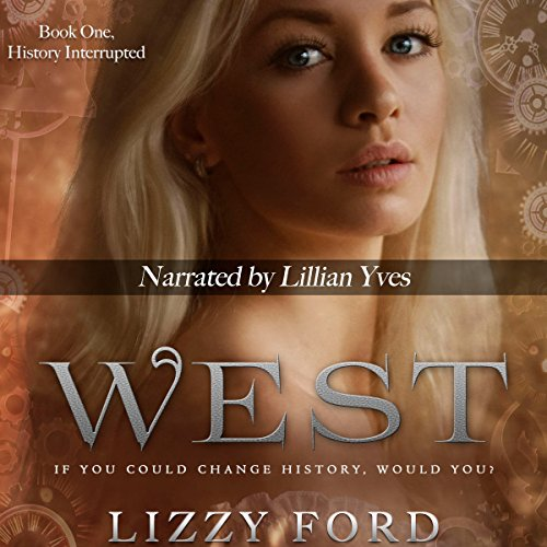 West audiobook cover art