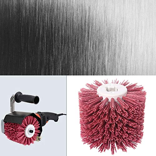 Why Should You Buy Xucus Deburring Red Ceramic Abrasive Wire Round Brushes Head Polishing Buffing Wh...