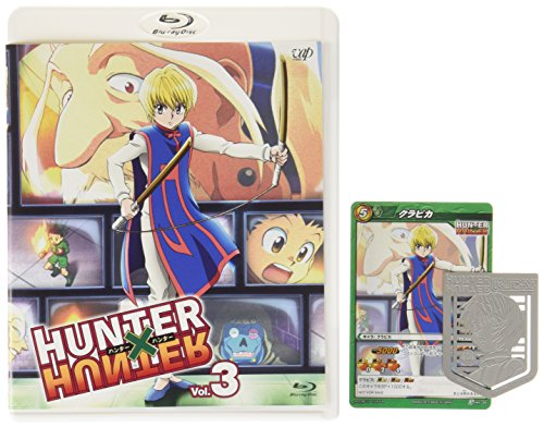 Top 10 hunter x hunter blu ray 3 for 2020