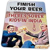 マウスパッド ゲーミングマウスパッド-ビールテレーズで地味な子供たちを終えましょう滑り止め デスクマット 水洗い 25x30cm